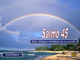 Dios, refugio y fortaleza de su pueblo Automático