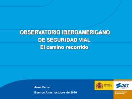 Anna ferrer Observatorio Iberoamericano