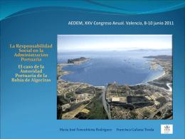 Extracto Ponencia AEDEM 2011 - recursos