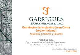 Equity Joint Ventures - Cambra de Comerç de Mallorca