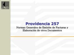 Presentacion Provide..