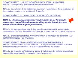 Reconversión y reindustrialización en España