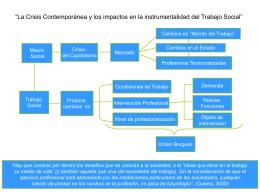 Crisis contemporanea... impactos Ts (Y. Guerra)