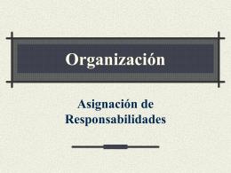 Organización - Agrupación 15 de Junio – MNR