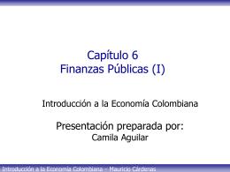 Camila Aguilar - Capítulo 6