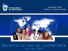 Objetivo - Centro Virtual de Aprendizaje