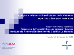 Instituto de Promoción Exterior de Castilla-La Mancha