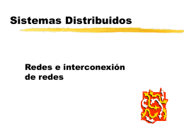 redes - Departamento de Sistemas e Informática
