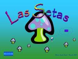 Las setas - CRA Alta Ribagorza