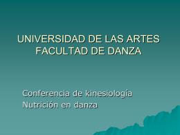 Kinesiología Taller III
