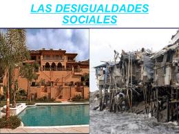 LAS DESIGUALDADES SOCIALES_JOSAN