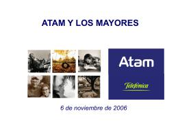ATAM_y_los_Mayores - Asociación Grupo Mayores Telefónica