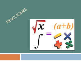 Proyecto_fracciones