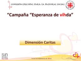 """La campaña """"Esperanza de VIHDA """""""