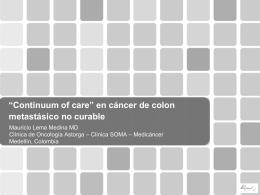 PowerPoint Template - Oncología Clínica / Hematología
