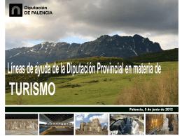 Diapositiva 1 - Patronato Provincial de Turismo de Palencia