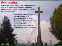 PONTEVEDRA - Juan Cato