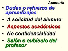 Cursos Tehuacan - ANUIES
