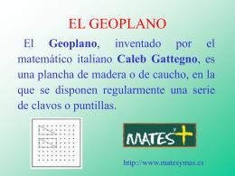 Geoplano - aulamatica