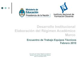Capítulo: Disposiciones generales - Repositorio Institucional del