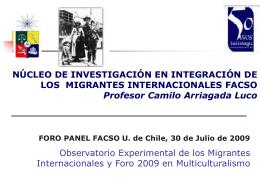 Descargar PPT Prof. Camilo Arriagada