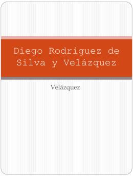 Diego Rodriguez de Silva y Velázquez