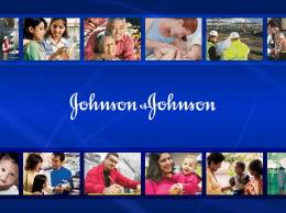 Jhonson & Jhonson, Gran empresa. Dra Blanca Sofia Murgueitio.