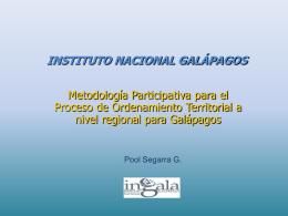 TERRITORIO - Sistema Nacional de Información