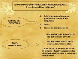 MASTER EN EDUCACIÓN SECUNDARIA