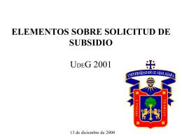 Trayectoria escolar en Jalisco