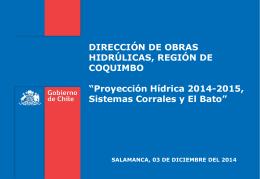 REGISTRO GENERAL DE CONTRATISTAS MOP