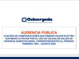 Audiencia Publica - gart