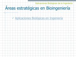 aplicaciones Biologicas 2010 - Facultad de Ciencias Exactas