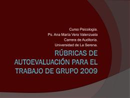 Diapositiva 1 - psicologiaauditoria