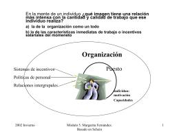 Problemas humanos en organizaciones