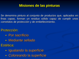 TEMA 18: CARACTERÍSTICAS Y COMPOSICIÓN DE LAS