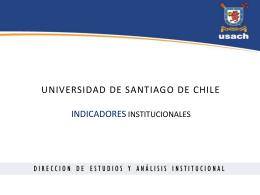 Diapositiva 1 - Universidad de Santiago