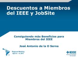 Jose Antonio de la O Serna