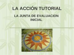 LA ACCION TUTORIAL - cuadernopracticas2011