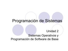 Diapositivas en PPT - Programas y Utilidades