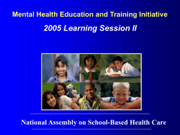 CBT Training Presentation