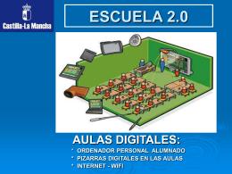 Escuela 2.0 jccmPadres2 - Centro de Profesores de Cuenca