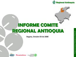 Regional Antioquia - Responsabilidad Integral Colombia