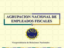 AGRUPACION NACIONAL DE EMPLEADOS FISCALES