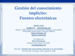 Pon Santiago Chile - Gestión conocimiento 08
