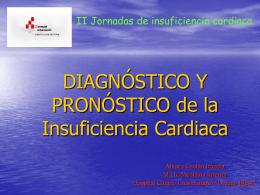 Diagnóstico Pronóstico Ponente: Dr. Álvaro Cecilio Irazola