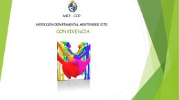 CONVIVENCIA ARMÓNICA - Inspectores Montevideo Este