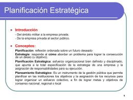 descargar aqui diapositivas de planeamiento estrategico