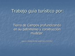 patrimonio mudejar - Portal de Educación de la Junta de Castilla y