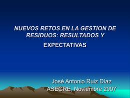 GESTION RESIDUOS URBANOS